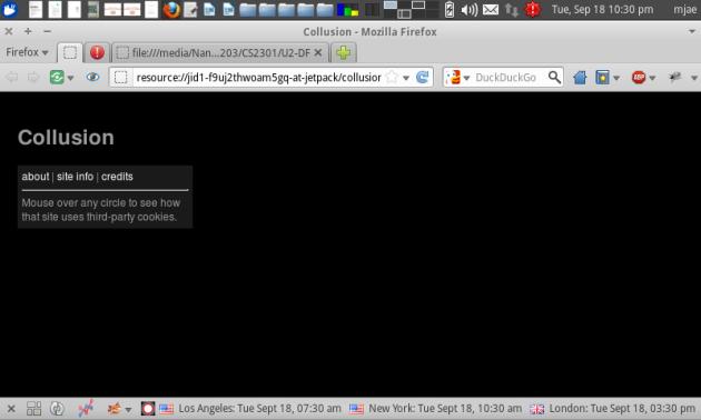 screenshot of my full desktop